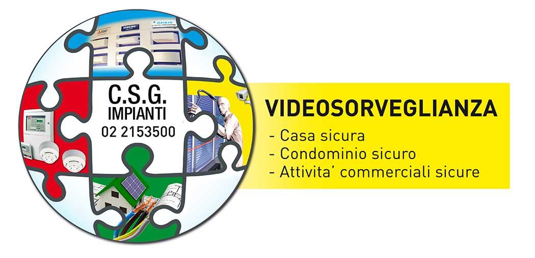 Videocitofono Comelit Baggio Milano