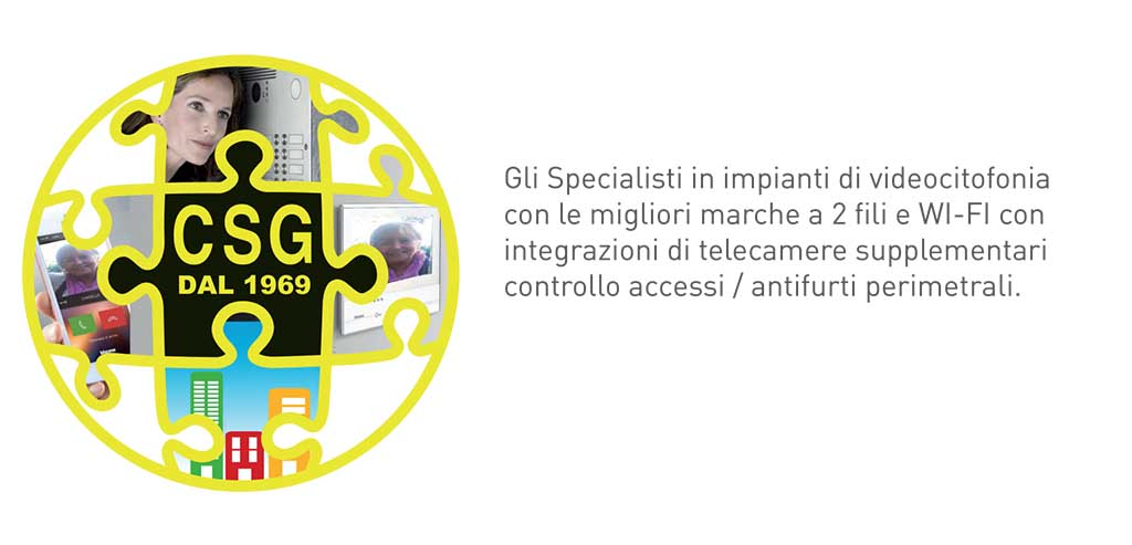 Videocitofono Bticino Nosedo Milano